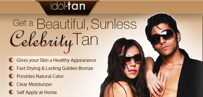 Where Can I Buy Idol Tan Free Bottle Offer On Select